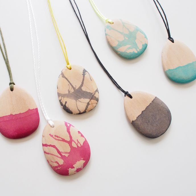 Objects By Brooke handmade necklaces