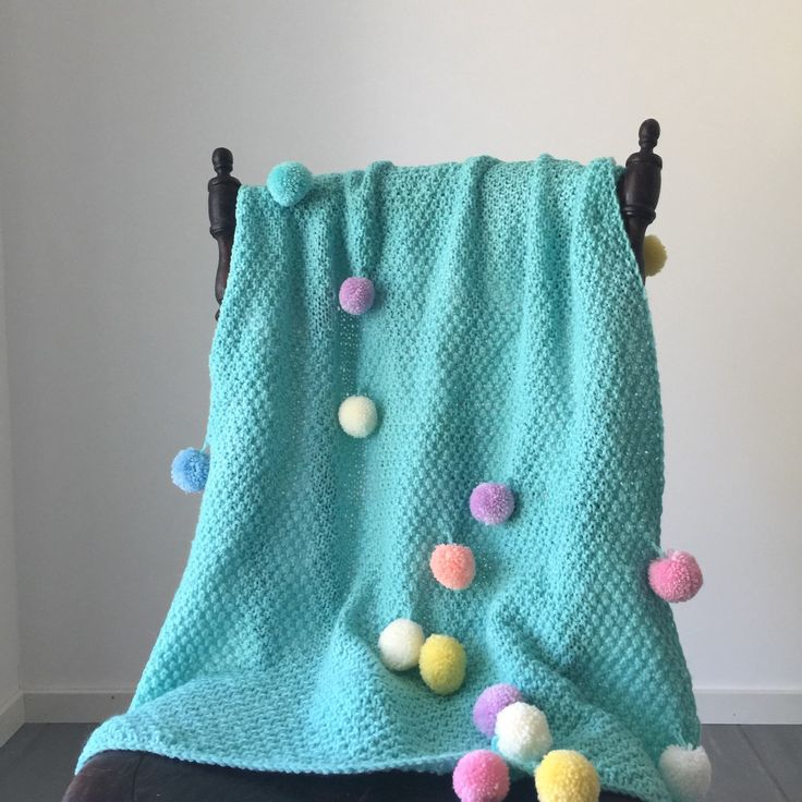 Cute baby blanket, newly added!