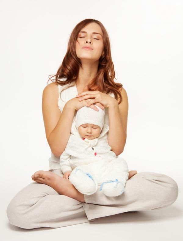 Postpartum Exercises with Your Newborn