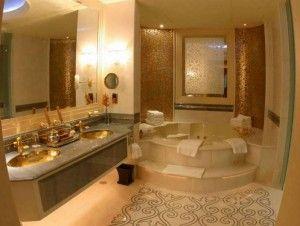 idee di interior design bagno bagni lussuosi con