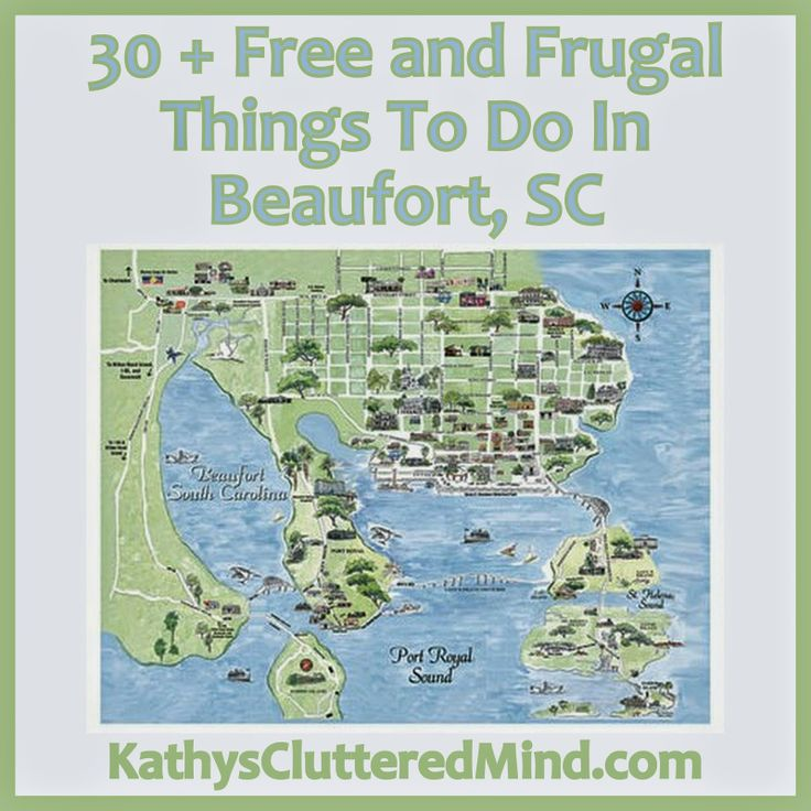 Kathys cluttered mind free and frugal things to do in for Things to do in charleston nc