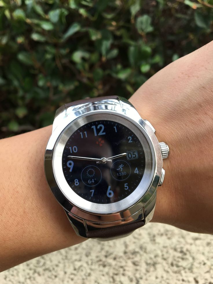 [ZeTime] Just got this in the mail! What do you all think of this smart watch? http://ift.tt/2ixLNtk