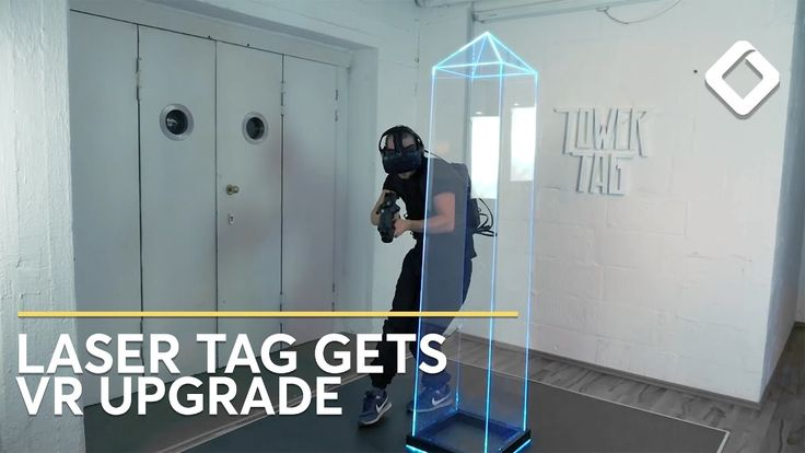 Laser Tag Is Back, and It's More Fun Than Ever