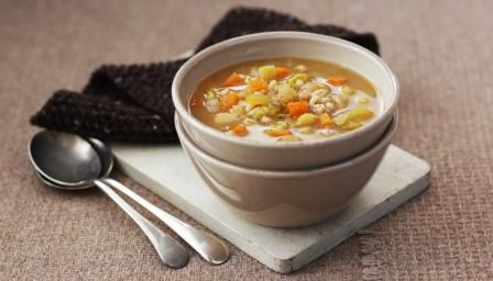 BBC - Food - Recipes : Scotch broth. My dads favourite, made from leftover lamb from the Sunday joint. All you need is a chunk of crusty bread. Delicious!