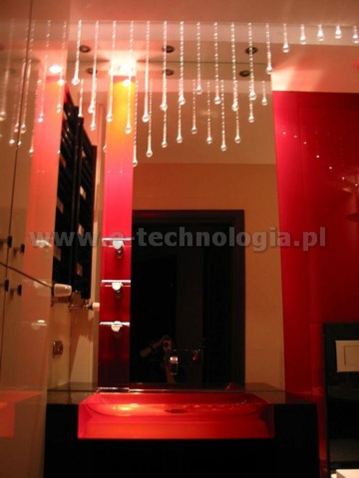style do łazienki - dekoracja łazienki - mała łazienka e-technologia