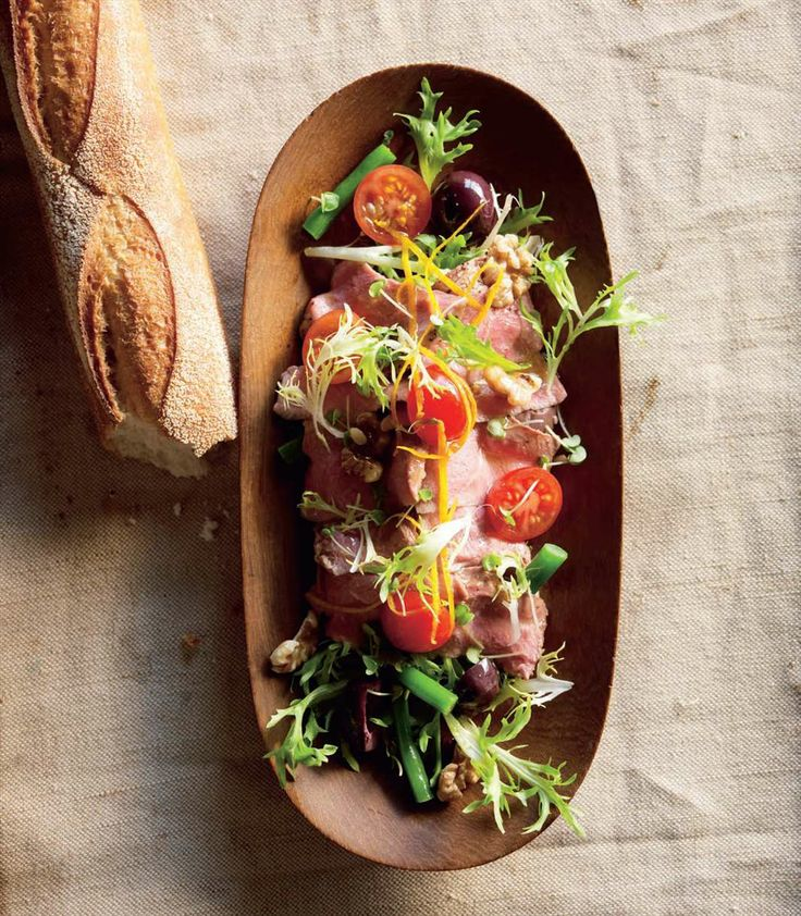 Slow-cooked tea-infused duck breasts by Peter Kuruvita from My Feast | Cooked