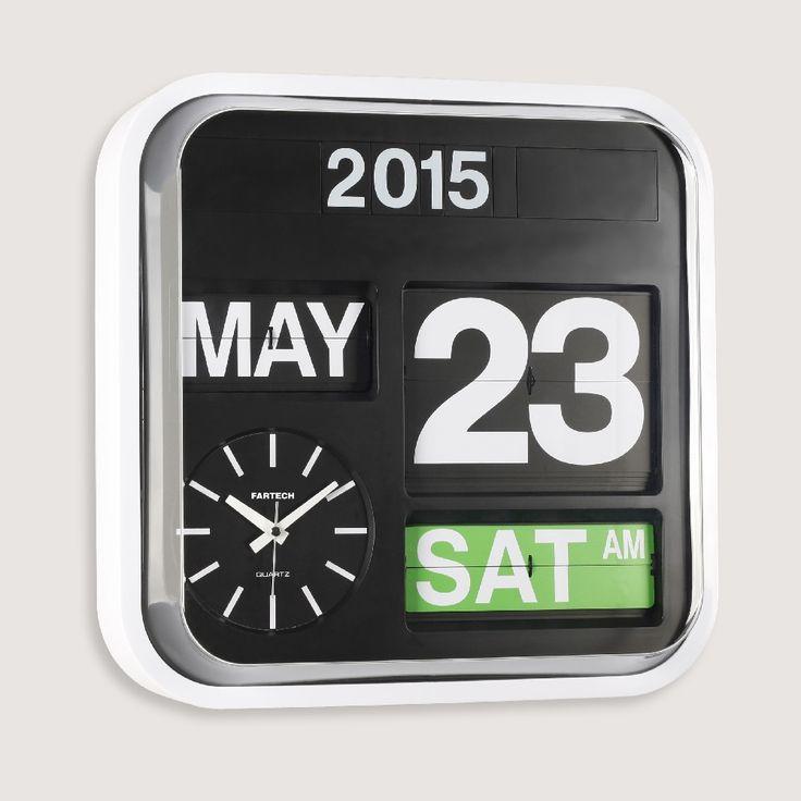 FARTECH Corporation | FARTECH® Flip Clock Official Site