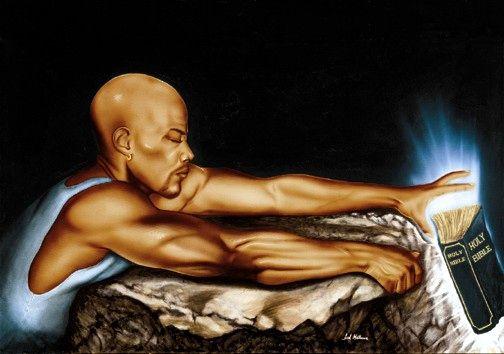 religious american art | Black Religious Art - The Black Art Depot