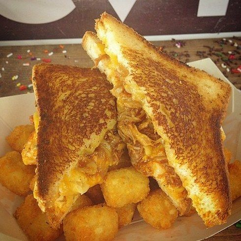 The Grilled Cheese Truck | 19 Of The Best Food Trucks In Los Angeles