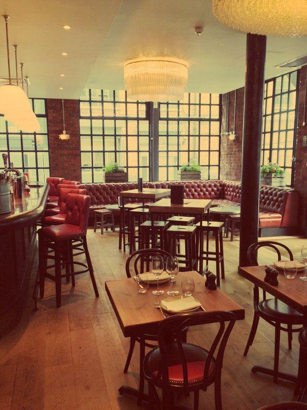 JAMIE OLIVER'S FIFTEEN 15 WESTLAND PLACE LONDON | Make Cooking Easier