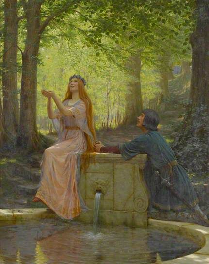 Where To Find Edmund Blair Leighton Paintings
