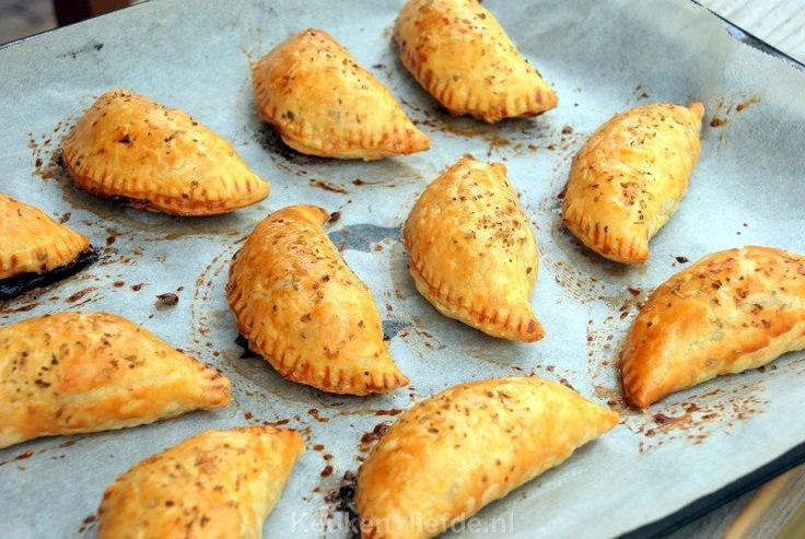 Spaanse empanada's - Keuken♥Liefde