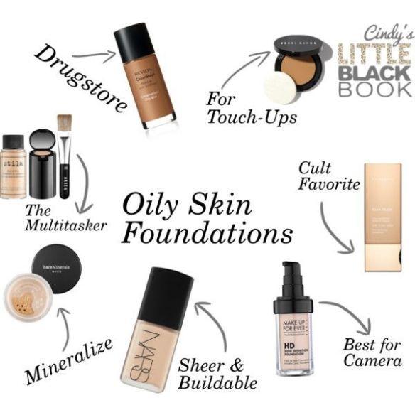 foundation for oily skin, oily skin, skincare, foundations, drugstore, makeup