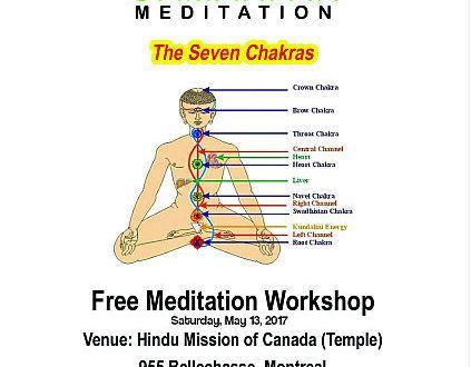Samarpan Meditation - Free Meditation Workshop (a non-religious event) - Bharat Times