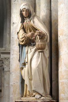 Neuvaine à Sainte Marthe A prier 9 mardis de suite, avec un cierge béni allumé. Cette prière est si efficace, qu'avant la fin de ces 9 mardis, il vous sera accordé ce que vous avez demandé. Ô admirable Sainte Marthe, j'ai recours à vous et je compte entièrement...