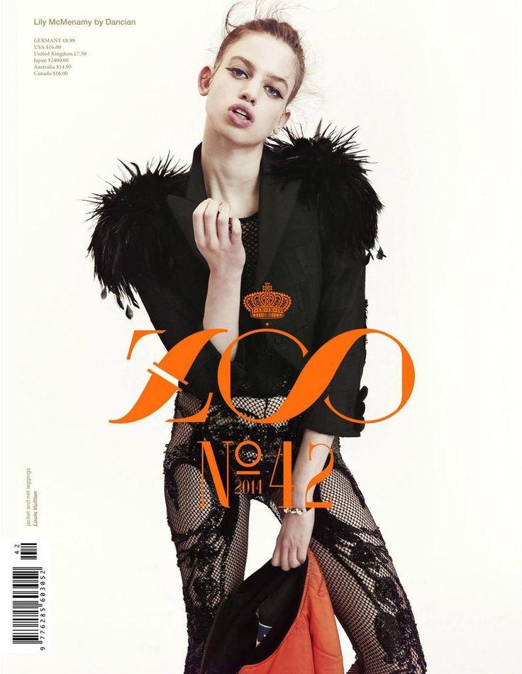 Zoo Magazine #42 Covers (Zoo Magazine)   Zoo magazine