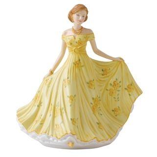 Royal Doulton Pretty Ladies Petite Lorraine Figurine