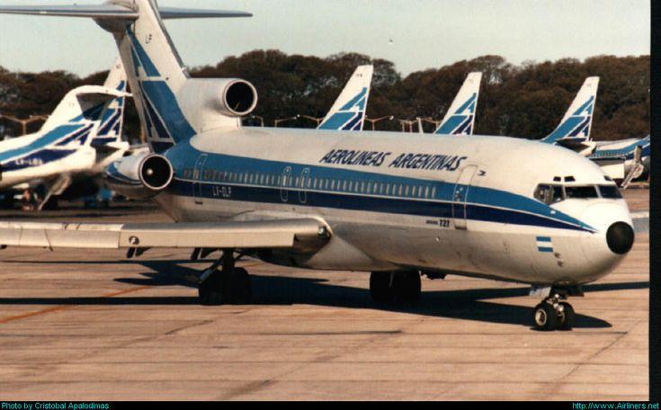Boeing 727-200 Aerolíneas Argentinas