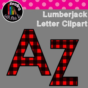Please Enjoy these Lumberjack plaid patterned letters this holiday season.  All 26 capital letters are all included, and can easily be used together to make any word.  For Personal or Commercial use.   Also available: Lumberjack Shapes Lumberjack Numbers FREEBIE Lumberjack Arrows  ***************************** Before you pass on this product, if it's not quite what you're looking for, this is your chance to make a Custom Request!