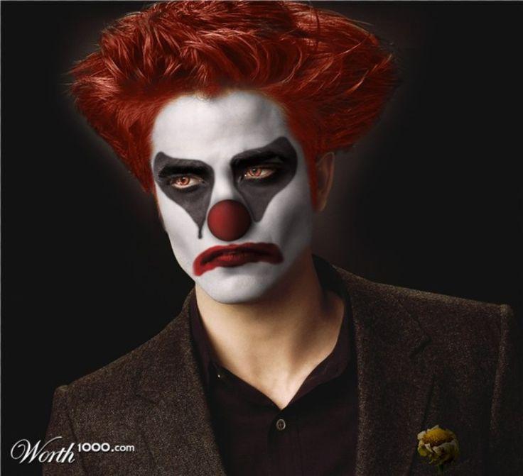 Evil Celebrity Clowns Gallery