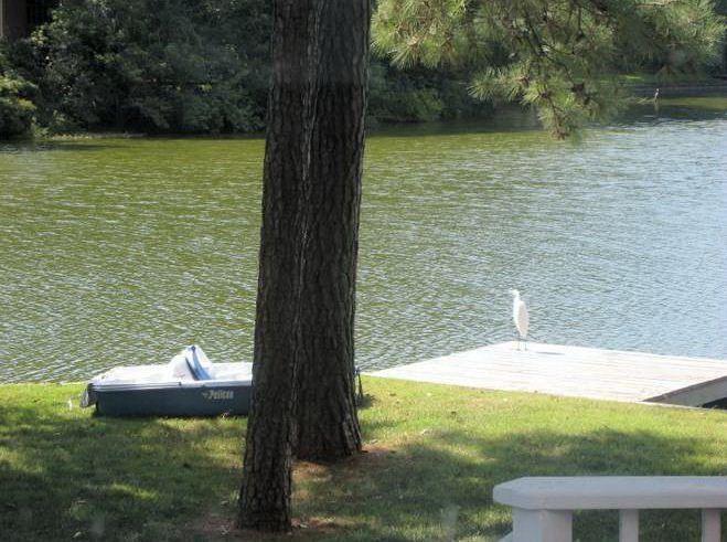 Virginia Beach house rental on lake