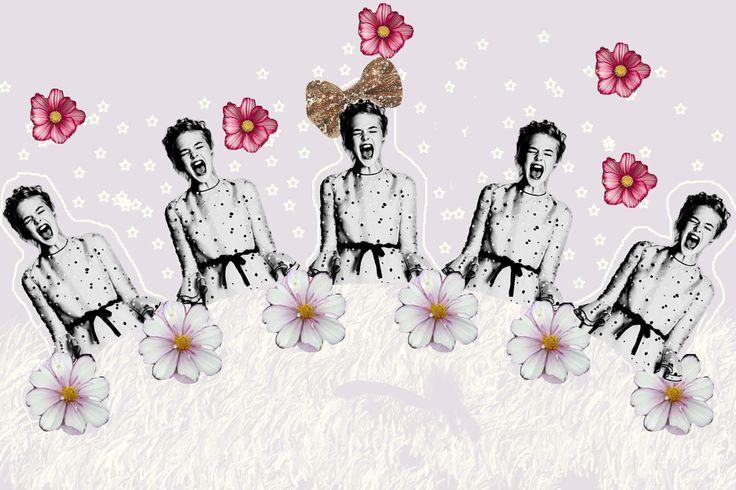 collage art Ⓡmaradudesigner