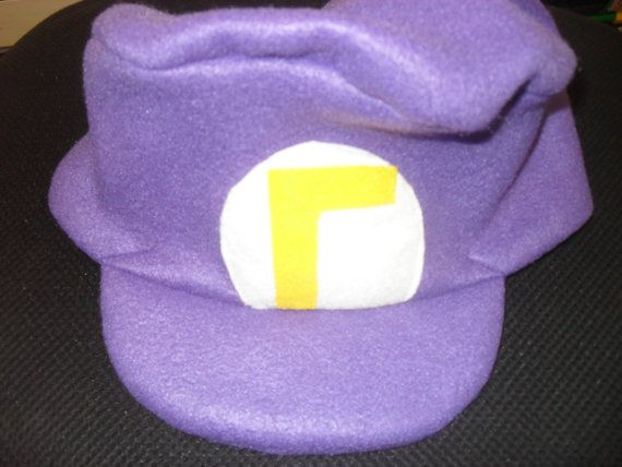 Wario & Waluigi are all hand sewn. These hats are made to fit a childs head between ages 4-6 (approximately). If you are looking for anything smaller or bigger please specify. If you need anymore information OR looking for a different size hats than what I have listed, just email me how many you need and I will set up a reserve listing for you.    The Waluigi Hat is made out of Blizzard Fleece & Wario is made out of Anti-Pill Fleece    WE CAN ALSO MAKE OTHER CHARACTERS FROM SUPER MARIO…