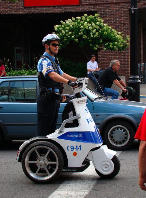 Police de Montréal
