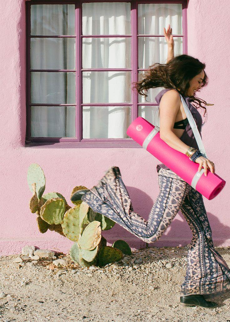 New Manduka PRO Sensation yoga mat, $108.