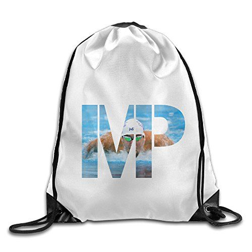 Bekey MP Michael Phelps Training Gymsack For Men & Women For Home Travel Storage Use Gym Traveling Shopping Sport Yoga Running