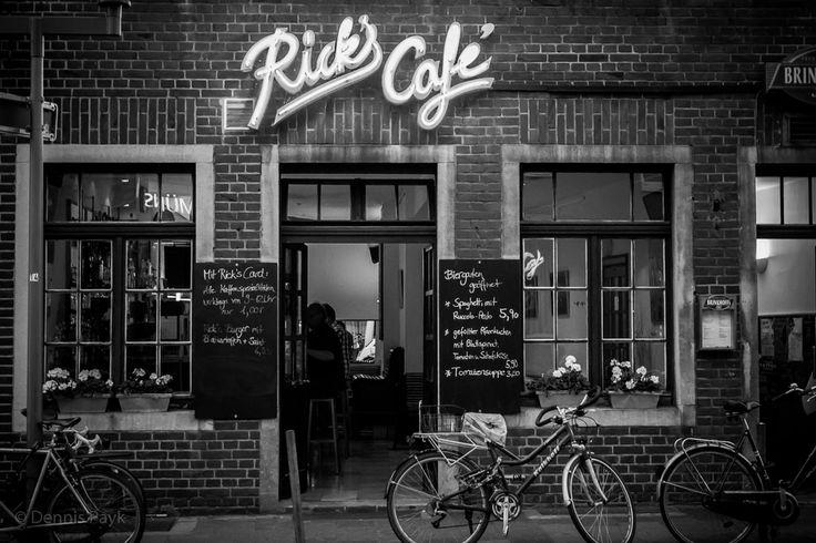 Rick's Café - Münster, Germany #Muenster