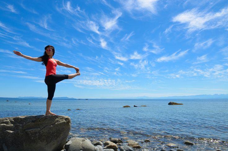 Showing Love at Savary Island