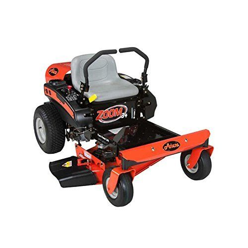 """Product review for Ariens Zoom 34 - 19hp Kohler 6000 Series V-Twin 34"""" Zero Turn Lawn Mower. Ariens Zoom 34 – 19hp Kohler 6000 Series V-Twin 34"""" Zero Turn Lawn Mower 34"""" Stamped Deck 2 Spindles EZT Transaxles Great residential zero turn lawn mower for small to medium sized applications       Famous Words of Inspiration...""""The happiness of life is..."""