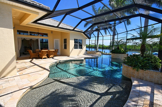 17 Images About Pool Ideas On Pinterest Vacation Rentals Swimming Pool Builders And Pools