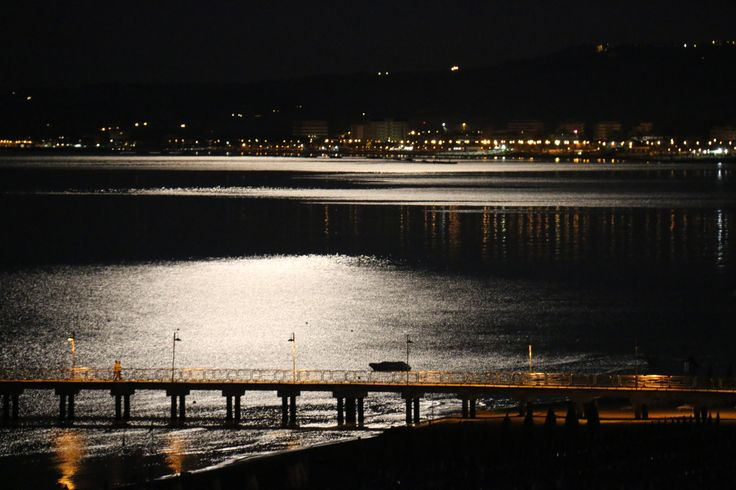 VASTO  #vastomarina #chieti ♡ #abruzzo #sea #mare #spiaggia #beach #sun #sky #amazing #wonderful  #vasto #loveabruzzo Vasto Marina di notte ♡ #vastomarina #mare #notte #estate #pontile #luci #sea #abruzzo #immobiliarecaserio #beach #night
