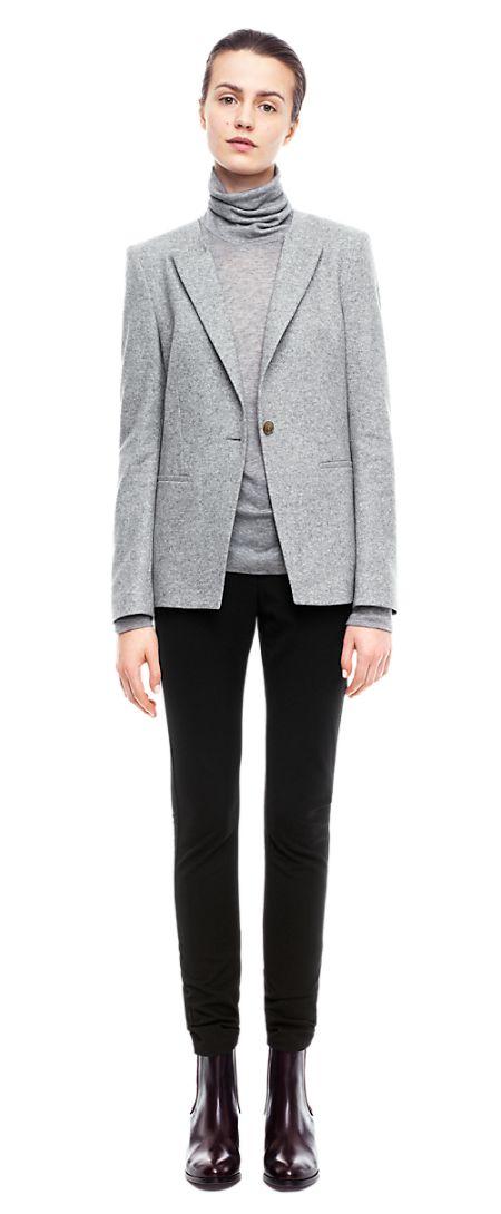 Liz Felt Jacket - Jackets - Shop Woman - Filippa K