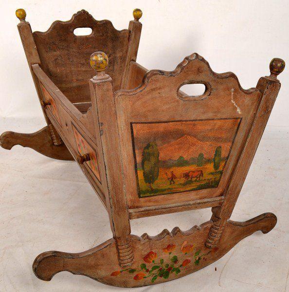 Victorian Baby Cradles - Bing images