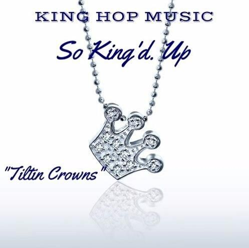 """SO KING'D UP has god-gifted talent and he is determined to get the best position in music industry. SO KING'D UP's latest hip hop music """"TILTIN CROWNS"""" is making huge musical blast."""