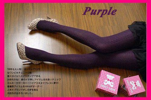 Women Fashion Winter Tights Pantyhose Leggings Colors Warm Cotton Stockings Z | eBay