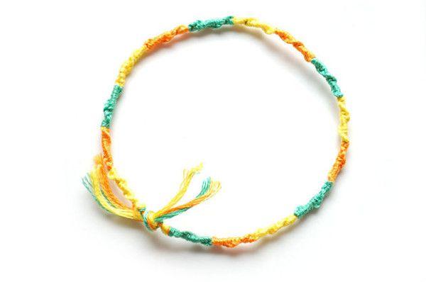 8 Best Images On Pinterest Diy Bracelet Bracelet