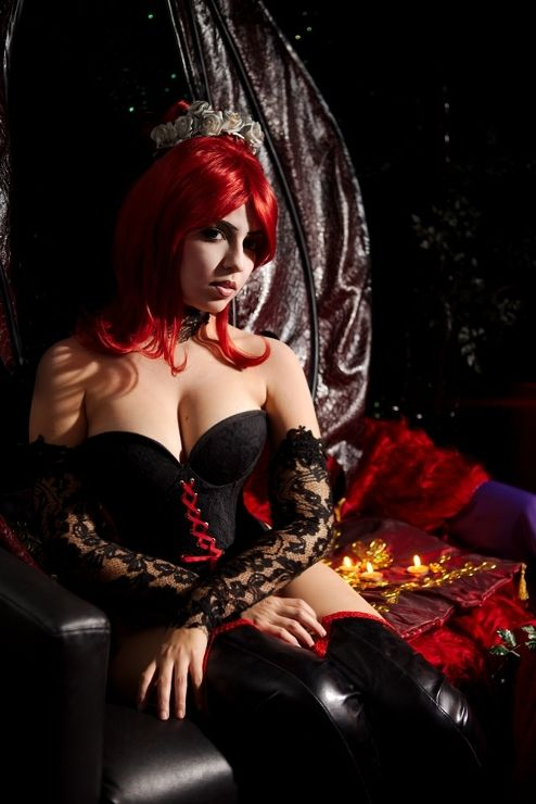 The night of ecstasy with succubus
