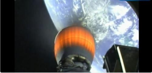Προσγείωση του Falcon 9 της Space-X | Verge