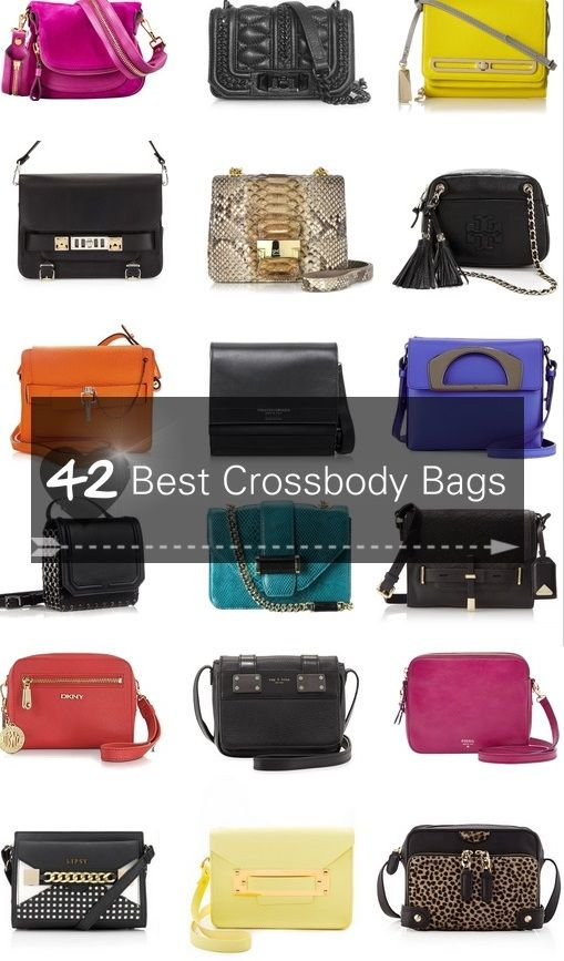 Are you considering getting a crossbody bag and don't know which one to splurge on?