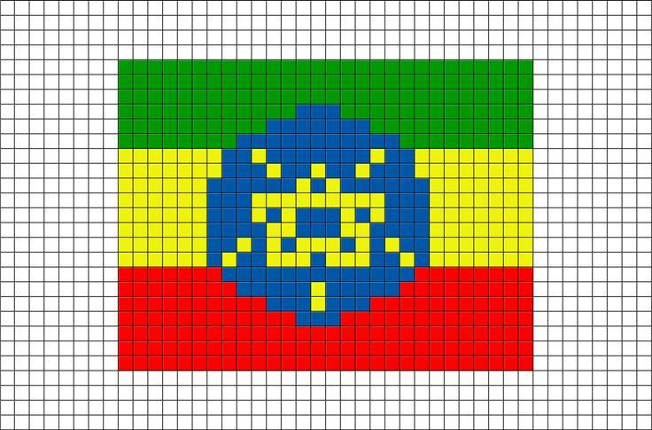 ethiopian flag day celebration