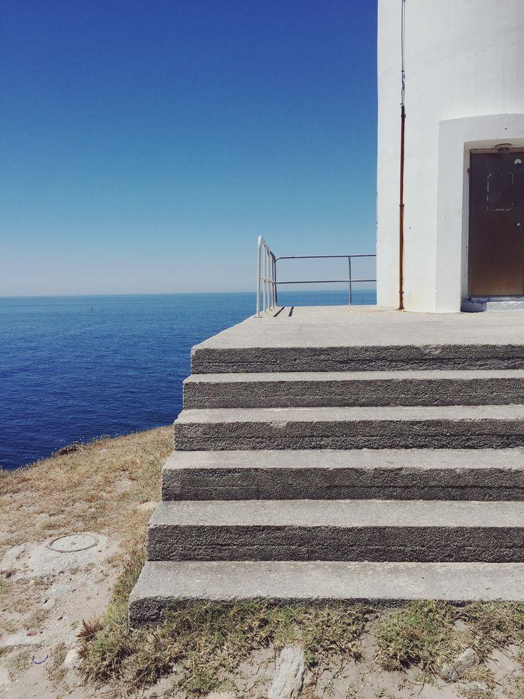 Faro Touriñán, Galicia, Spain