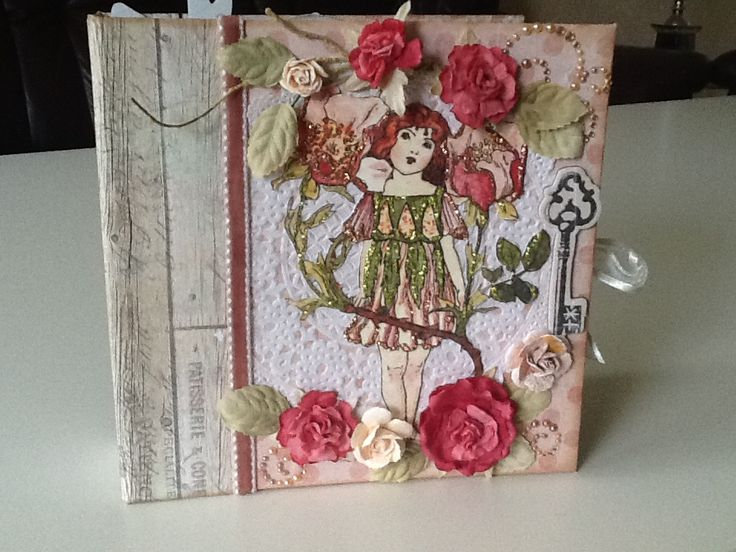 My fairy rhymes minialbum is finished, i love it<3