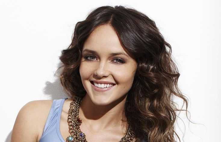 Rebecca Breeds played Ruby Buckton in Home and Away, but now she's landed the lead role in Miranda's Rights, a new legal soap to air on American network ABC