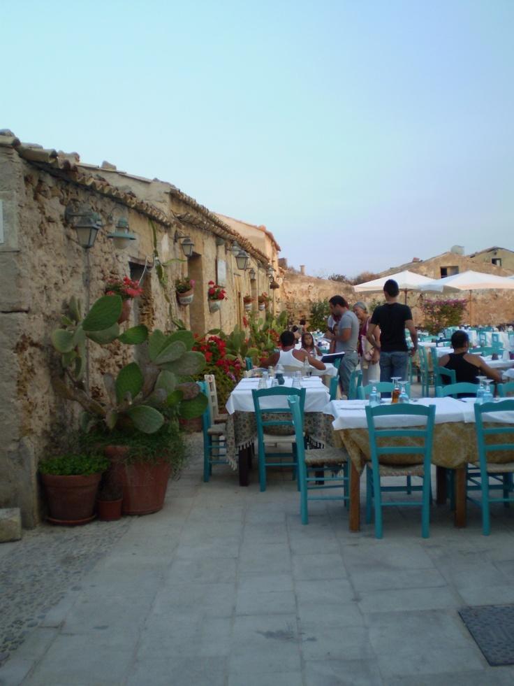Marzamemi - Sicilia