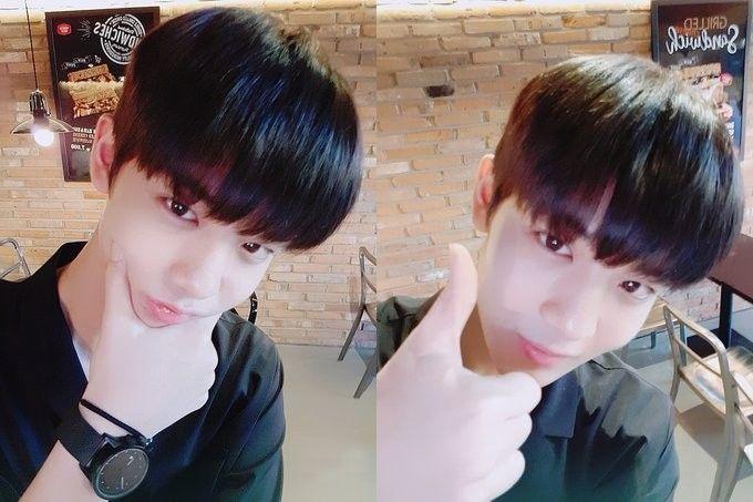 Bonus bae jin young selca
