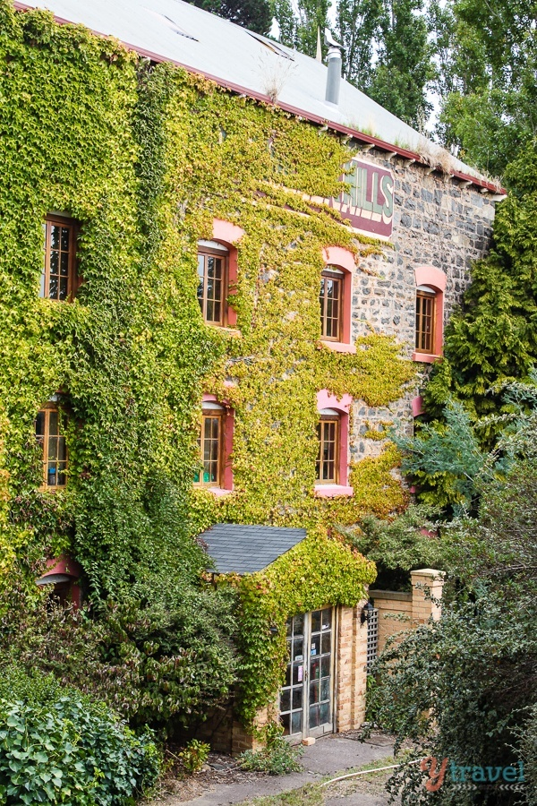 Westbury in Tasmania, Australia is a step back in time with all sorts of little nooks and crannies.